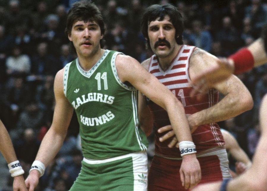 Basket w ZSRR: Sabonis rolnikiem i bilety za kiełbasę