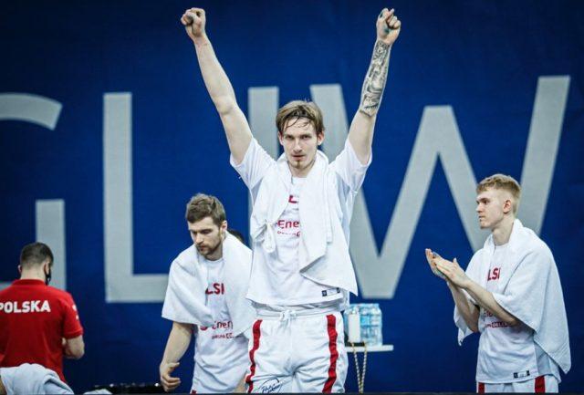 Alaksander Balcerowski / fot. FIBA Europe