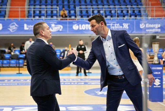 David Dedek i Igor Milicić / fot. A. Romański, plk.pl