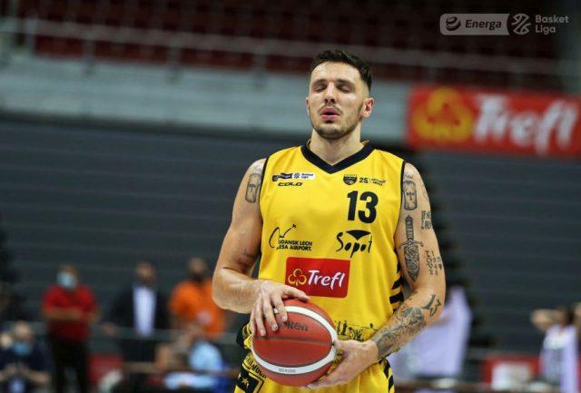 Dominik Olejniczak / fot. A. Romański, plk.pl