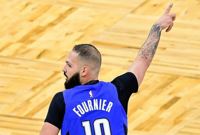 Evan Fournier / fot. wikimedia commons
