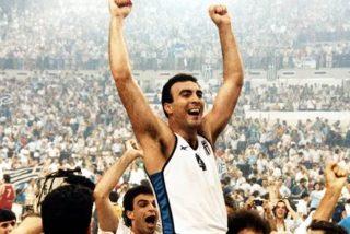 Nikos Galis / fot. FIBA