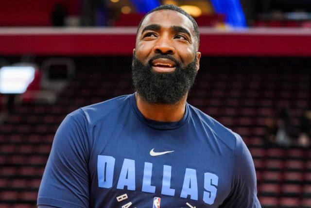 God Shammgod, fot. Dallas Mavericks