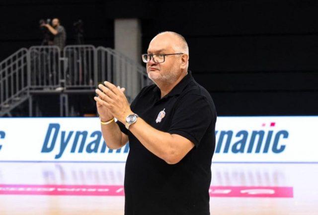 Prezes Jarosław Zięba / fot. GTK Gliwice