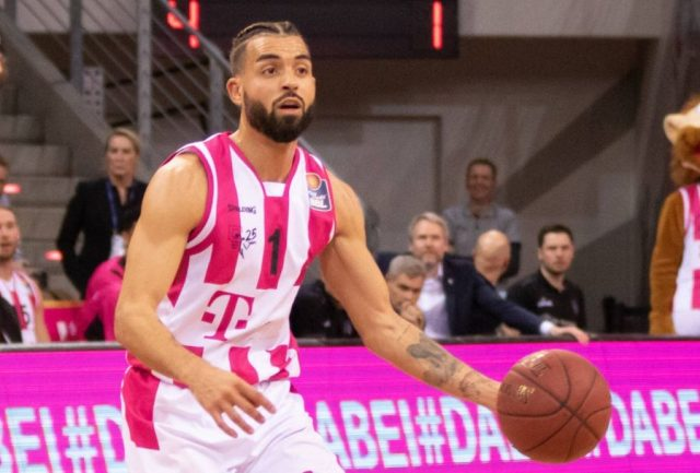 Joshiko Saibou / fot. Telekom Baskets Bonn
