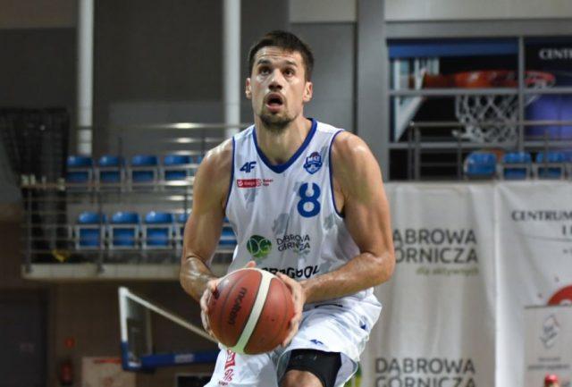 Josip Sobin / fot. Michał Dubiel, MKS Dąbrowa Górnicza