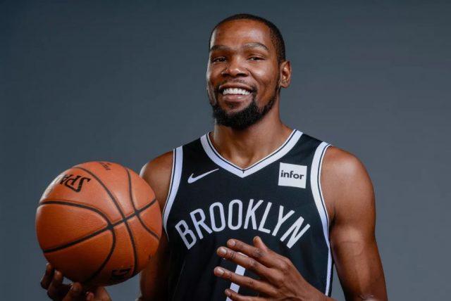 Kevin Durant / fot. Brooklyn Nets, materiały prasowe