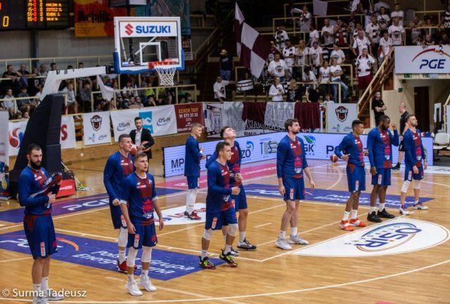 Czy ktoś zdoła szybko uporządkować drużynę ze Szczecina? fot. Tadeusz Surma, PGE Spójnia Stargard