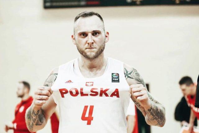 Maciej Adamkiewicz / fot. Kuba Skowron, PZKosz