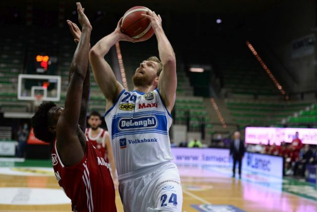 Michał Sokołowski / fot. Michele Gregolin, Treviso Basket