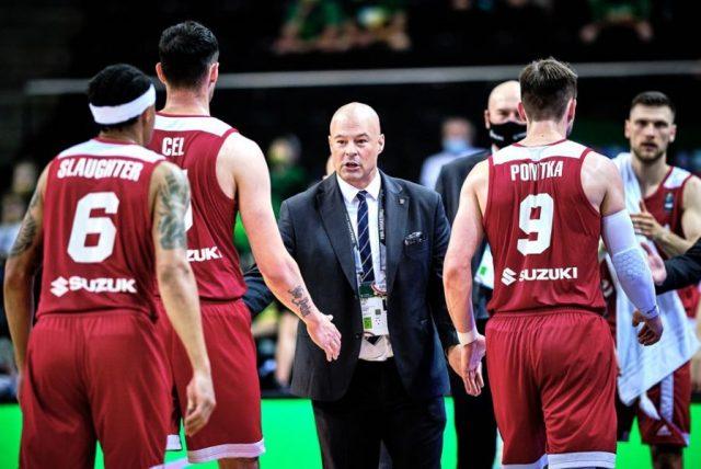 Mike Taylor / fot. FIBA Europe