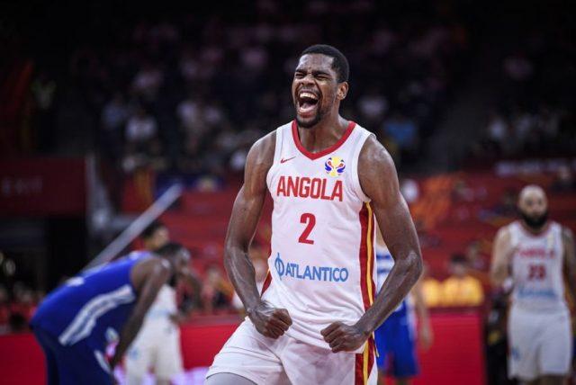 Yanick Moreira, największa gwiazda reprezentacji Angoli / fot. FIBA