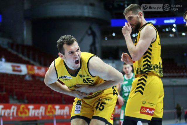 Nikola Radicević i Paweł Leończyk / fot. A. Romański, plk.pl