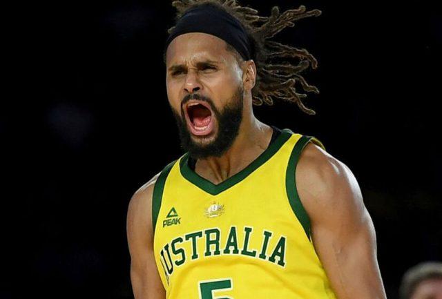 Patty Mills / fot. FIBA