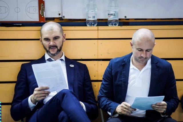 Robert Witka i Piotr Kardaś / fot. HydroTruck Radom