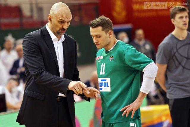 Żan Tabak i Marcel Ponitka / fot. A. Romański, plk.pl