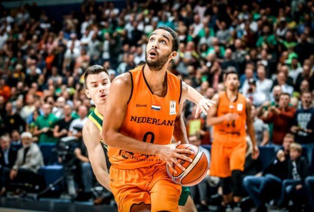 Yannick Franke / fot. FIBA