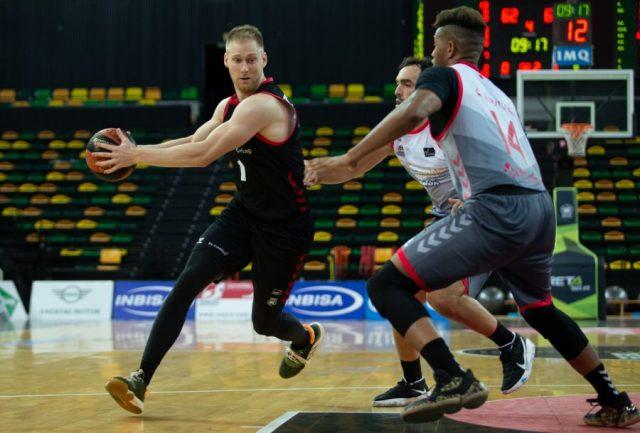 Jarosław Zyskowski / fot. RETABet Bilbao Basket