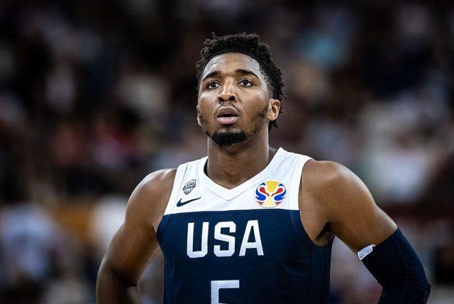 Donovan Mitchell / fot. FIBA