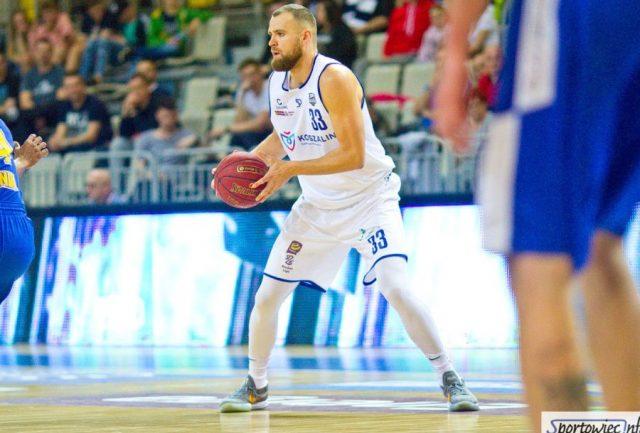 Grzegorz Surmacz / fot. sportowiec.info, AZS Koszalin