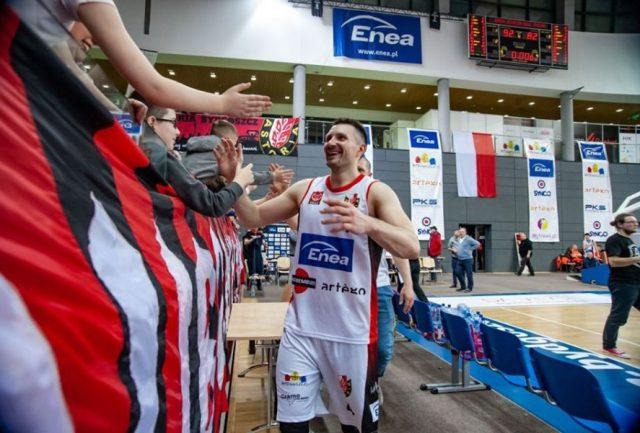 Dorian Szyttenholm / fot. Enea Astoria Bydgoszcz