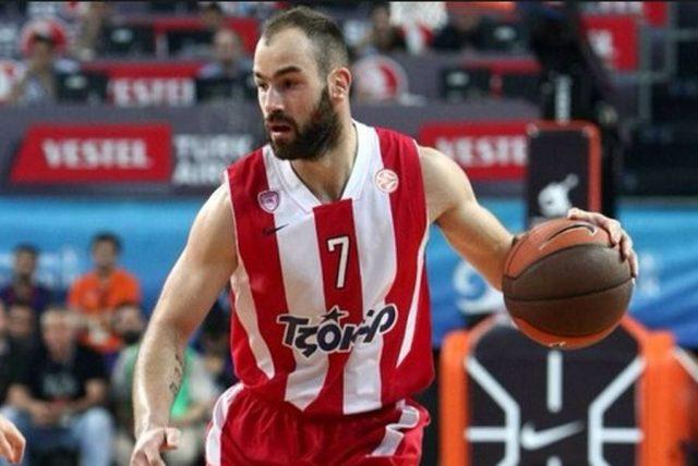 Vassilis Spanoulis / fot. Euroleague