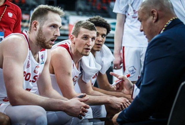 Adam Waczyński wrócił do reprezentacji Polski podczas lutowego okienka / fot. FIBA Europe